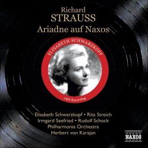 Bild för 'R. Strauss: Ariadne auf Naxos (Karajan, Schwarzkopf)'