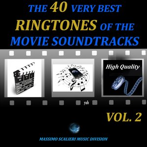 Image for 'The 40 Very Best Ringtones of the Movie Soundtracks, Vol. 2 (High Quality)'