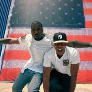 Image for 'Jay Z / Kanye West'