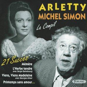Image for '21 succès de Arletty & Michel Simon'