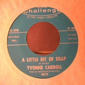 Image for 'Yvonne Carroll'