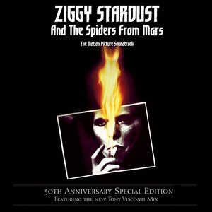 Bild för 'Ziggy Stardust And The Spiders From Mars (The Motion Picture Soundtrack)'