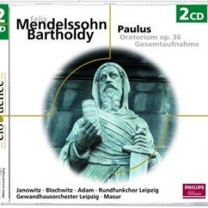 Bild für 'Mendelssohn: Paulus'