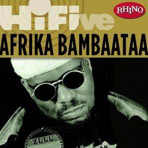 Imagen de 'Rhino Hi-Five: Afrika Bambaataa'