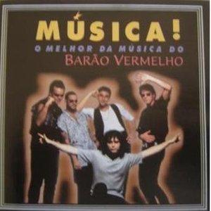 Immagine per 'O melhor da música do Barão Vermelho'