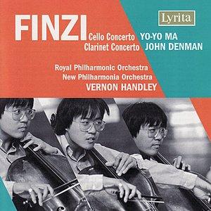 Image for 'Finzi: Clarinet Concerto & Cello Concerto'