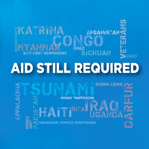 Imagem de 'Aid Still Required'