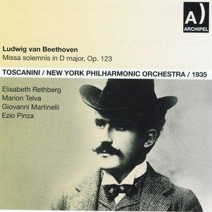 Bild för 'Ludwig van Beethoven: Missa solemnis In D Major, Op. 123'