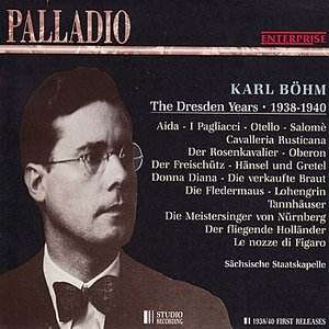 Image for 'Karl Böhm - The Dresden Years, 1938-1940'