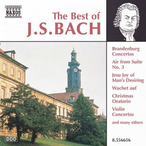 Image for 'Bach, J.S.: Best of Bach (The)'