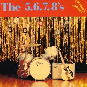 Bild för 'The 5,6,7,8's'