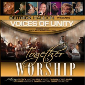 Image for 'Deitrick Haddon Presents Voices of Unity'