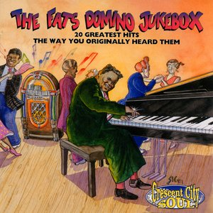 Image pour 'The Fats Domino Jukebox : 20 Greatest Hits The Way You Originally Heard Them (World)'