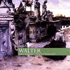 "Image for 'Walter: Mahler - Symphonies 1 ""Titan"" & 2 ""Resurrection""'"