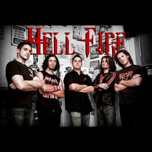 Image for 'Hell Fire - E.P.'