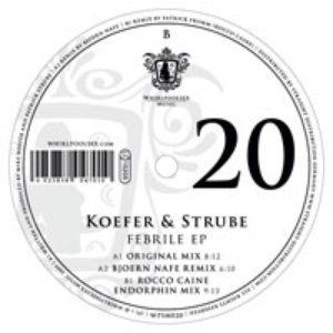 Image for 'Koefer & Strube Febrile'
