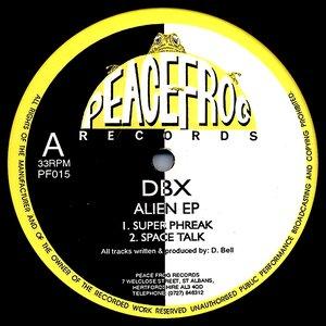 Image for 'Alien EP'