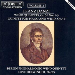 Image for 'Danzi:  Wind Quintets, Vol. 2'