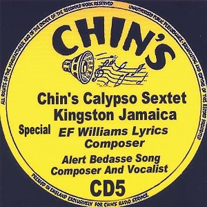Immagine per 'Chin's Calypso Cd 5'