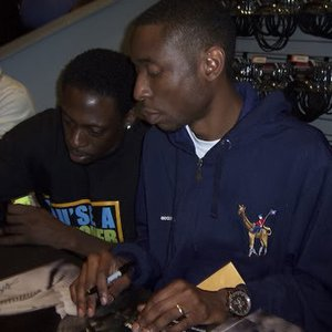 Image for '9th Wonder & Pete Rock'