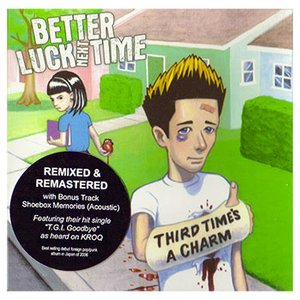 Image for 'Better Luck Next Time'