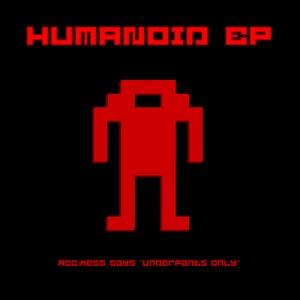 Image for 'Walk Like a Humanoid'