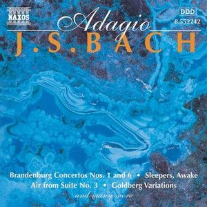 Image for 'BACH, J.S.: Adagio'