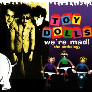 Image for 'We're Mad (The Anthology) (disc 1)'
