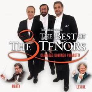 Image for 'The Best of The 3 Tenors'