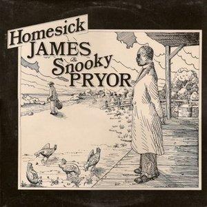 Image for 'Homesick James & Snooky Pryor'