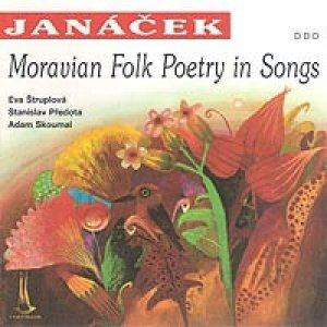 Image for 'Moravian Folk Poetry In Songs'