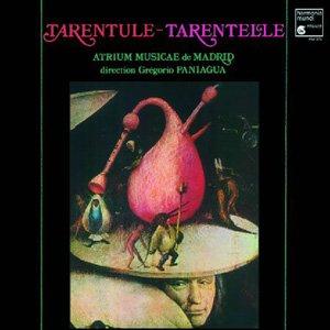 Image for 'Tarantule - Tarentelle'