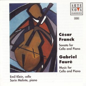 Image for 'Franck: Sonata for Cello and Piano/Fauré: Various pieces'