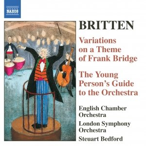 Image for 'BRITTEN: The Young Person's Guide to the Orchestra / Variations on a Theme of Frank Bridge'