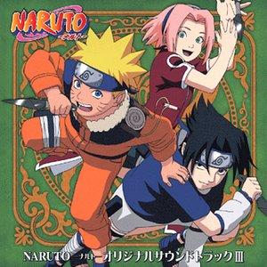 Image for 'Naruto Original Soundtrack III'