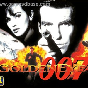 """Goldeneye for N64""的封面"