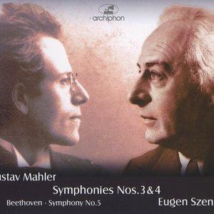 Bild för 'Mahler: Symphonies Nos. 3 and 4 - Beethoven: Symphony No. 5'