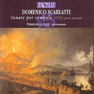 Image for 'Scarlatti: Sonate Per Cembalo - Parte Seconda'
