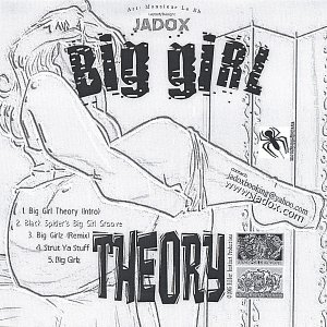 Image for 'Big Girl Theory EP'