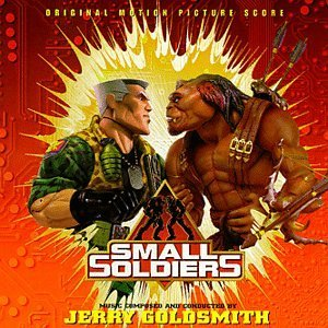 Image for 'Small Soldiers (Original Motion Picture Score)'
