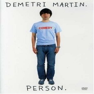 Image for 'Demetri Martin. Person.'