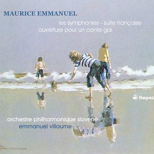 Image for 'Emmanuel: Orchestral Works'