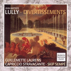 Image for 'Lully: Divertissements'
