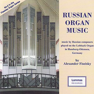 Image for 'Russian Organ Music'