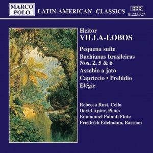 Image for 'VILLA-LOBOS: Pequena Suite / Bachianas brasileiras Nos. 2, 5 and 6'
