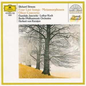 Bild für 'Strauss, R.: Four Last Songs; Metamorphoses; Oboe Concerto'