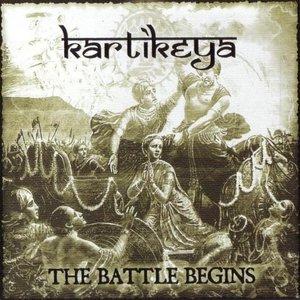 Image for 'The Battle Begins'