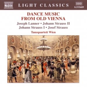 Image for 'Dance Music from Old Vienna'