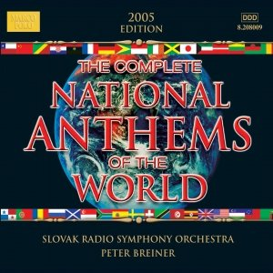 Bild för 'NATIONAL ANTHEMS OF THE WORLD (COMPLETE)'