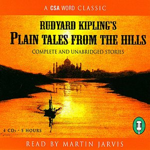 Image for 'Plain Tales From The Hills - read by Martin Jarvis'